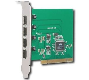Dynex - 4-Port USB 2.0 PCI Desktop Card