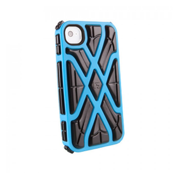 G-Form XTREME Case - iPhone 4/4s Blue