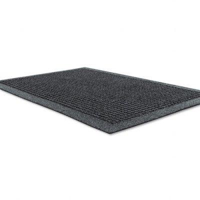 Guardian EcoGuard Indoor Wiper Mats, Rubber, Charcoal (EG020304)