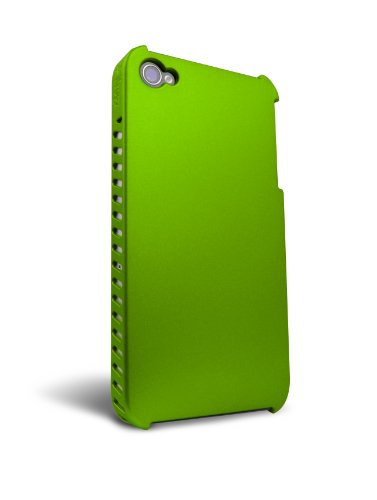 iFrogz Luxe Lean Case for iPhone 4 - Green - Fits AT&T iPhone and Verizon iPhone