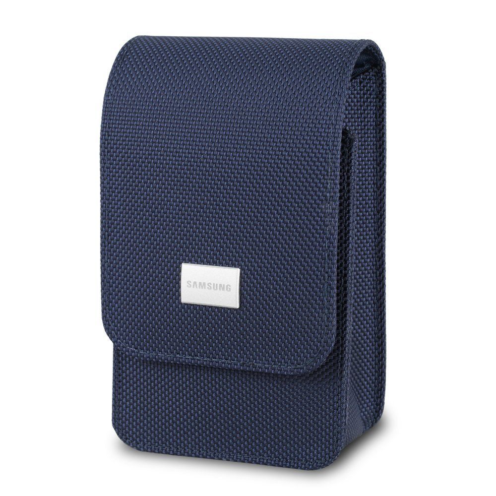 Samsung Galaxy Camera Pouch Case - Navy Blue