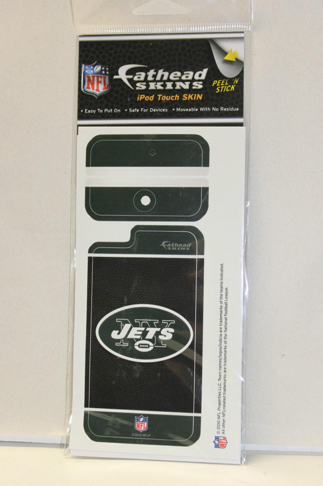 FATHEAD SKIN iPod Touch Skin Peel n Stick NEW YORK JETS 1028-00022