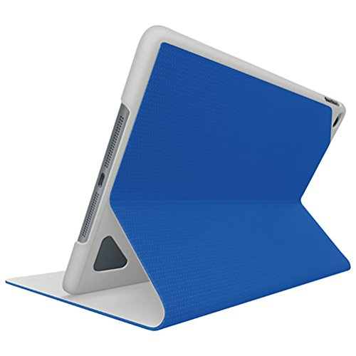 Logitech 939-001094 Hinge Flex Case Blue Case For Ipad Air2 W/ Any Angle Stand
