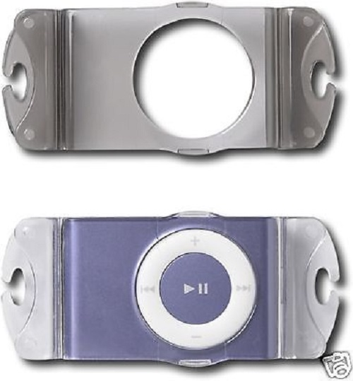 Init Clips for 2nd-Generation Apple iPod shuffle Case
