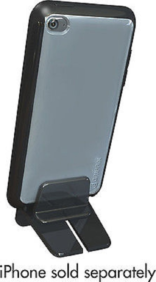 Griffin Reveal Case for 4th-Generation Apple iPod touch - Black