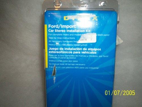 Car Stereo Installation Kit Bb-900pkuv