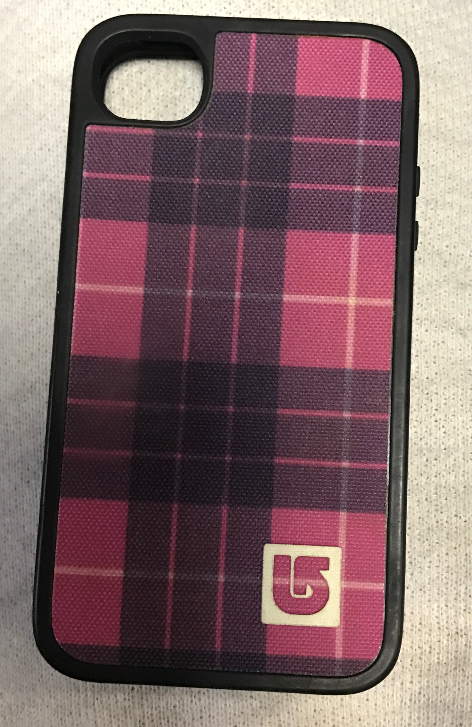 Speck FabShell Burton for iPhone 4S/4 - Tartan Plaid