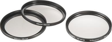 Rocketfish 58mm Diffusion Filter RF-DF58