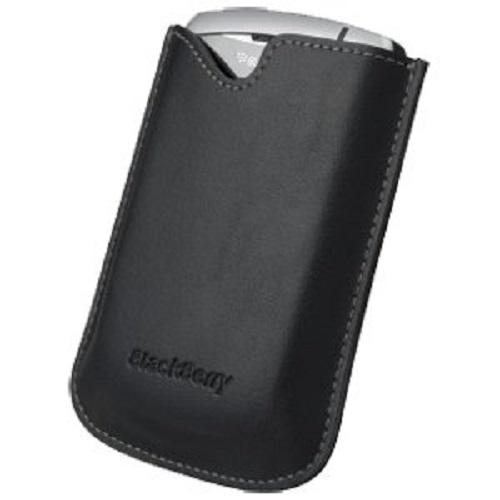 BSS - BlackBerry 8300 Curve Leather Pocket