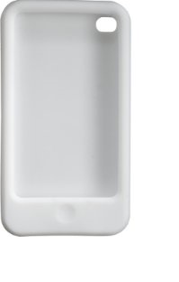 "Dynexâ""¢ - Silicone Cases for 4th-Generation Apple iPod touch - White"