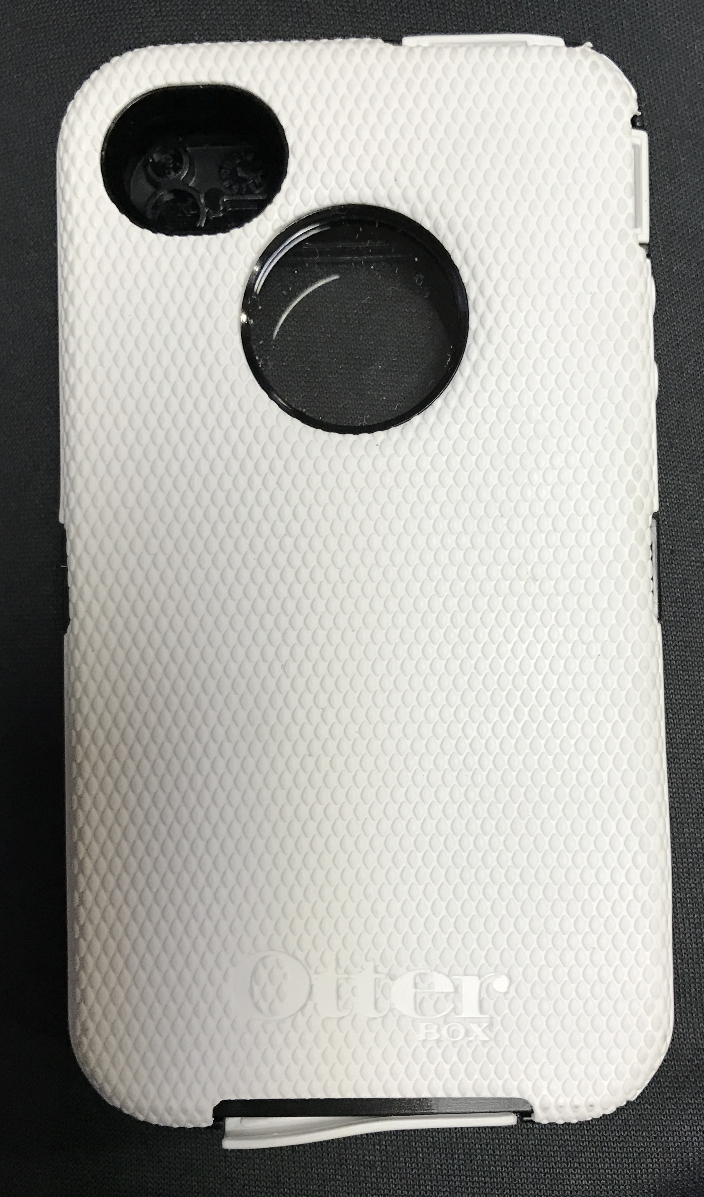 Apple iPhone 4 OtterBox Defender Case White & Black