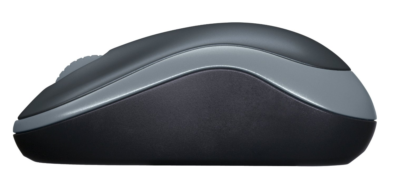 Logitech Wireless Mouse M185 - Swift Gray (910-002225)