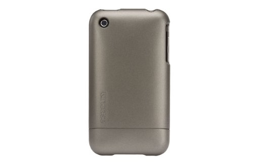 Incase iPhone 3 & 3GS Metallic Slider Case (Gunmetal)