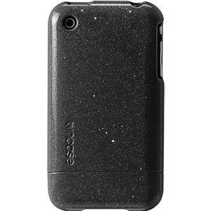 Incase Crystal Slider Case for iPhone 3GS- Black Crystal
