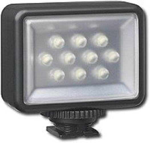 DYNEX DX-VIDLT VIDEO LIGHT FOR CAMCORDER [Camera]