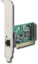 Dynex Desktop 10/100Mbps PCI Network Card DX-E102
