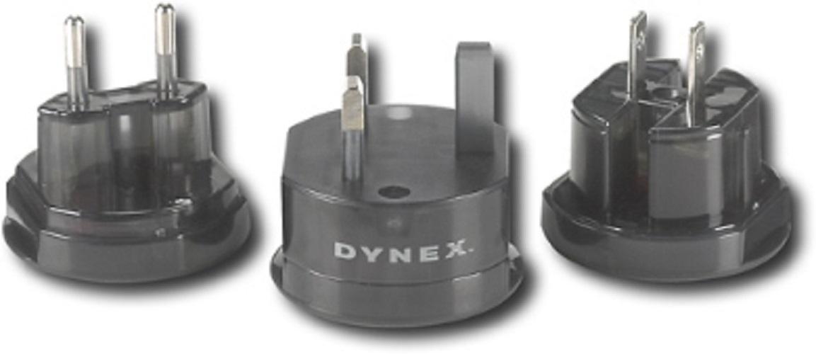 Dynex International DX-ITA1 Travel Adapter