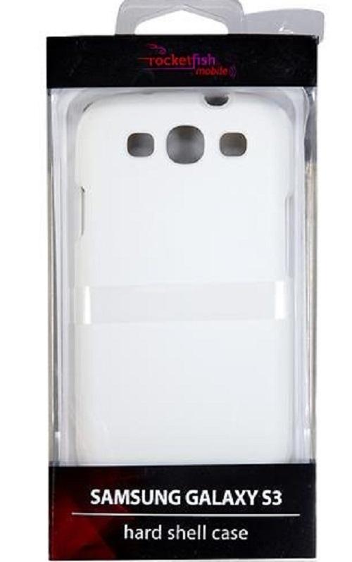 Rocketfish Samsung Galaxy S III Case Snap-On White