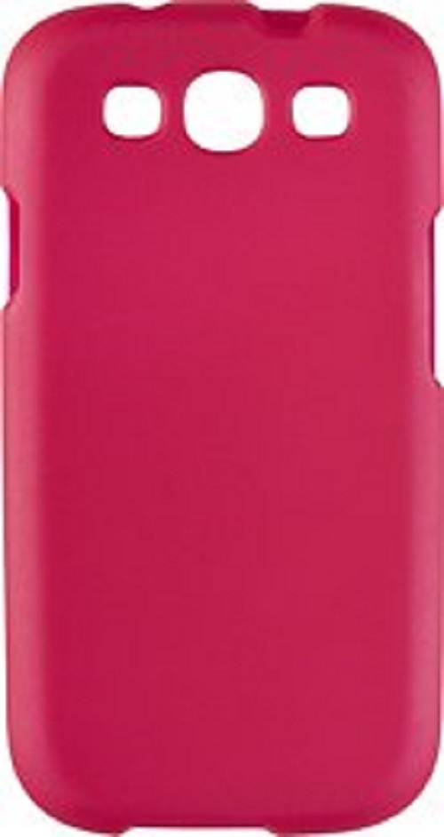 RocketfishTM - Snap-On Case for Samsung Galaxy S III Mobile Phones - Pink