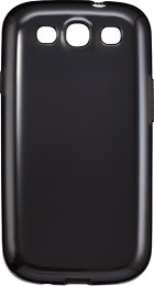 RocketfishTM - Silicone Skin for Samsung Galaxy S III Mobile Phones - Smoke