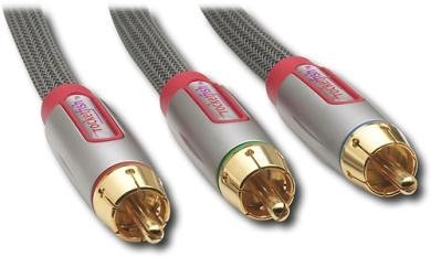 RocketfishTM 4' Component Video Cable rf-g1139