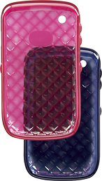RocketfishTM Mobile - Softshell Case for BlackBerry Curve 8530 and 9330 Mobile Phones