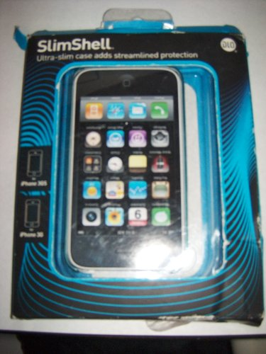 DLO slim shell Case for iphone 3g gs
