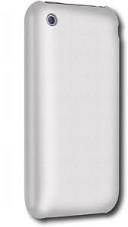 DLO SlimShell Case for Apple iPhone 3G and 3GS - Winter White