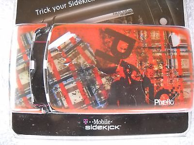 T-Mobile SideKick Shell - Pixello SUPA32588