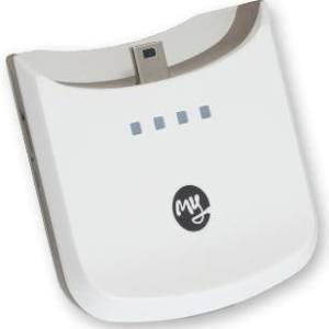 T-Mobile HTC MyTouch 3G Mini-USB Battery Extender - White