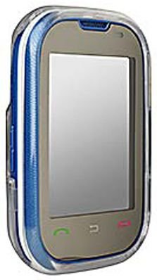 Clear Protector Case Snap On Phone Cover for Pantech Pursuit AT&T