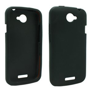 T-Mobile D30 HTC ONE s 4g (ONLY from T-Mobile) Flex Protective Cover Case Skin Shell D3O Ultimate impact Protection for TMobile HTC one S D-30 Tech 2 (Black)
