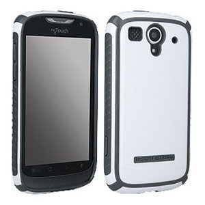 T-Mobile White / Grey Body Glove Tactic Protective Cover - Huawei myTouch U8680 - 38307TMR