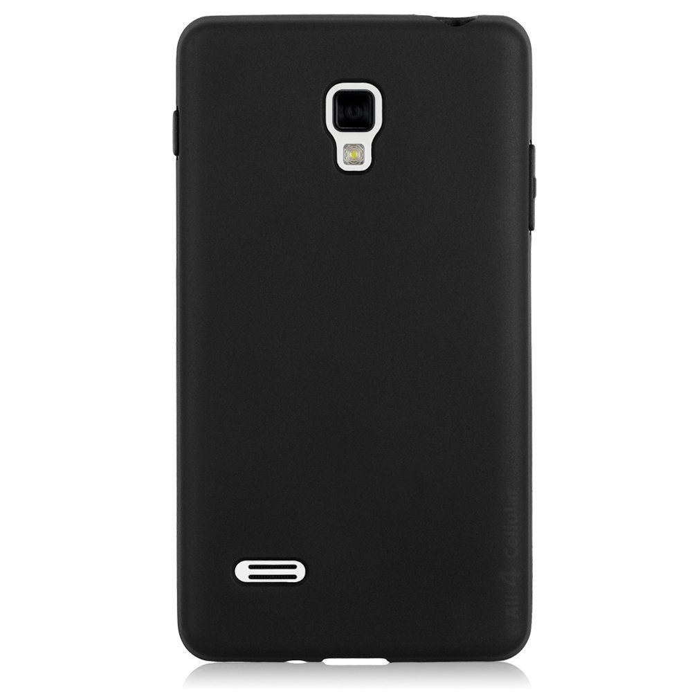 Tech 21 D3O T-Mobile LG Optimus L9 Flex Protective Cover with Impactology Case D30 Ultimate impact Protection (Black)