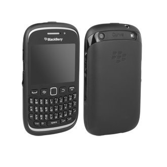 T-Mobile Flex Protective Cover For BlackBerry Curve 9315 -Black (New- Retail)