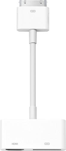 Apple - Digital A/V Adapter - White