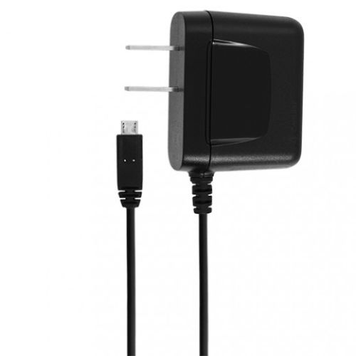 Motorola MicroUSB AC Rapid Travel Wall Charger 5.0 V - 750mA - SPN5654A