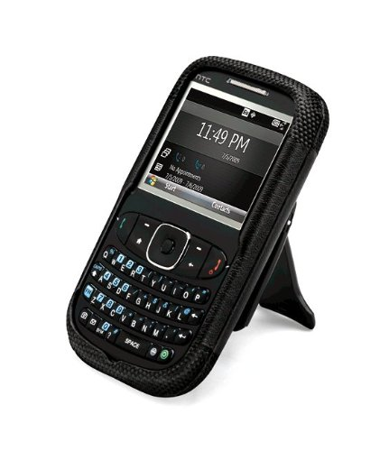 Body Glove Elements Snap-On Case with Coin Slot for HTC Snap - Black