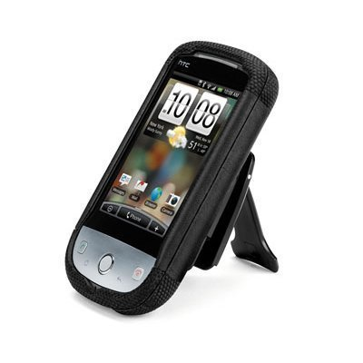 Body Glove Elements Snap-On Case for Sprint HTC Hero - Black (9126001)