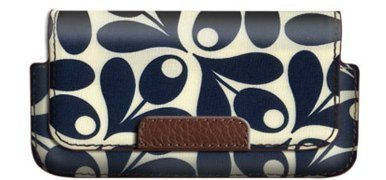 ORLA KIELY MOBILE PHONE CASE FOR IPHONE 4 / 4S AND IPHONE 3 - ACORN