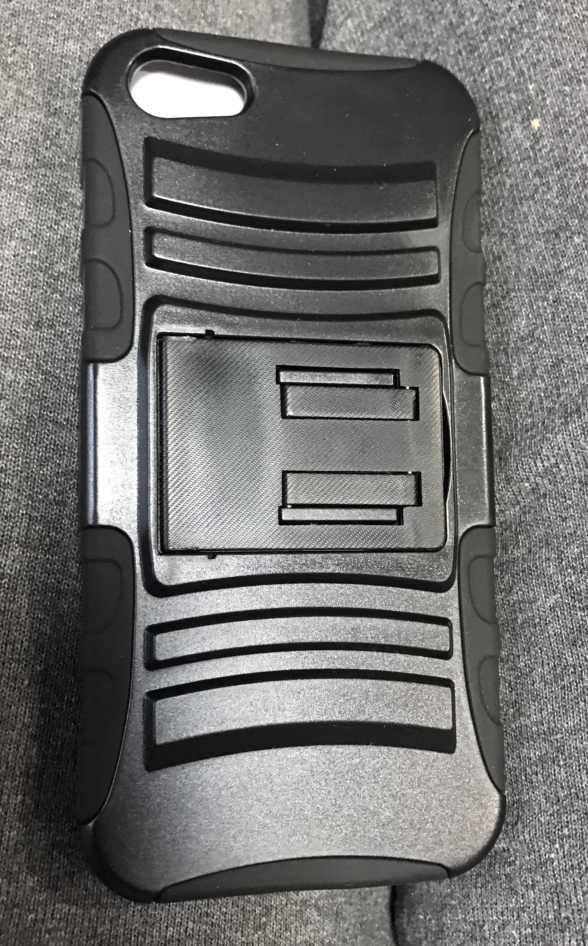 Cricket Designer Shield Apple iPhone 5 - Black
