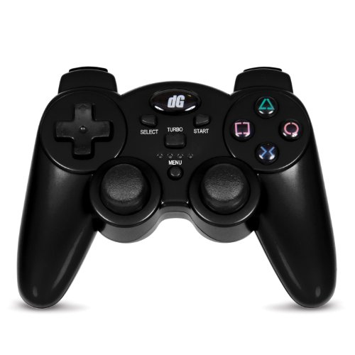 dreamgear DGPS3-1394 Radium Wireless Controller for PS3