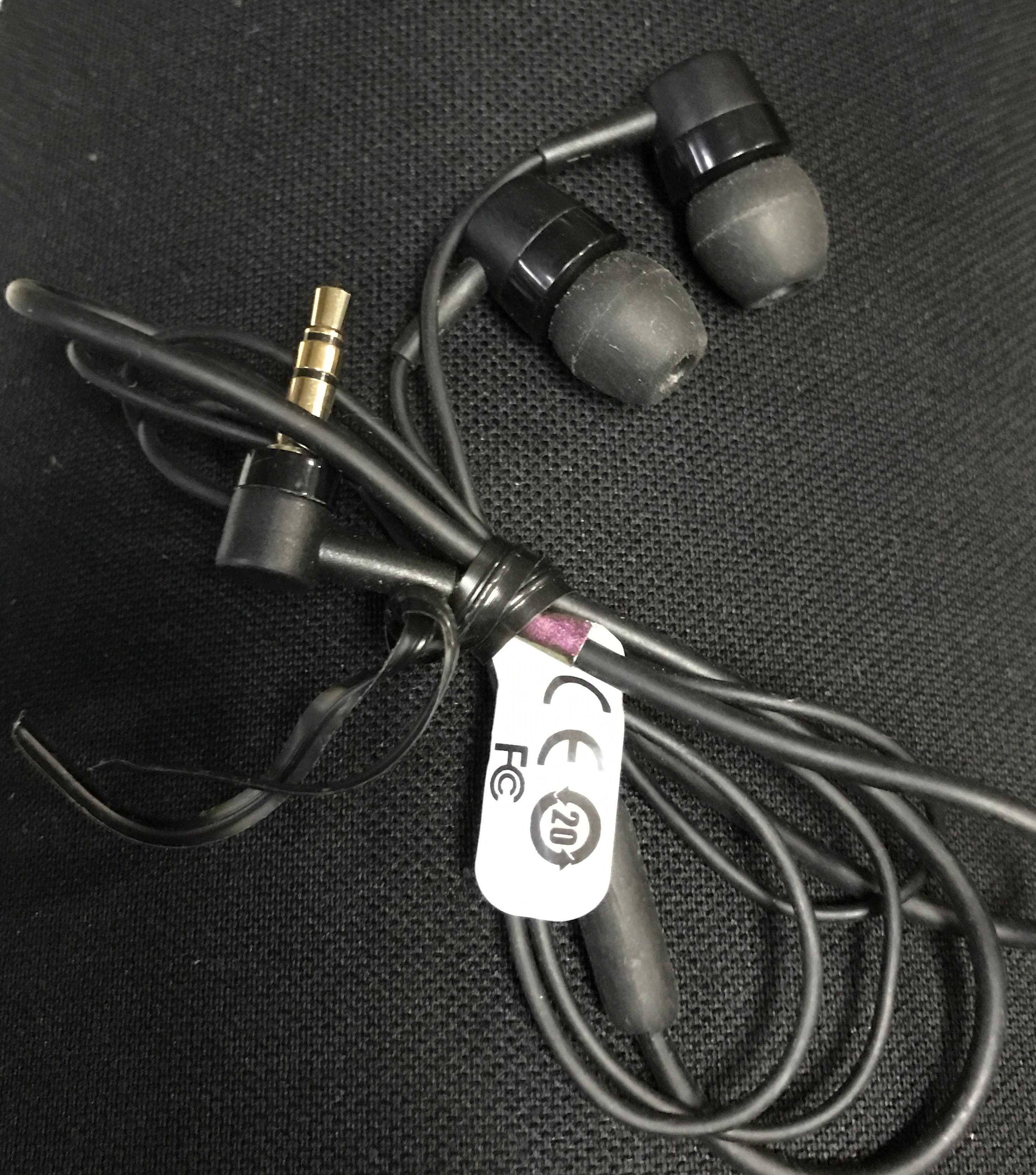 Sony MH-7555 Headphones