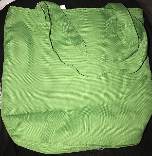 Matrix Biolage Green Tote Bag