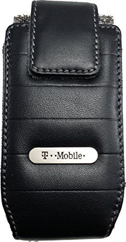 T-Mobile Universal Leather Phone Case Pouch Holster Belt Clip