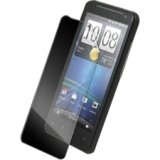 ZAGG invisibleShield Protective Film Screen Protector for HTC Vivid