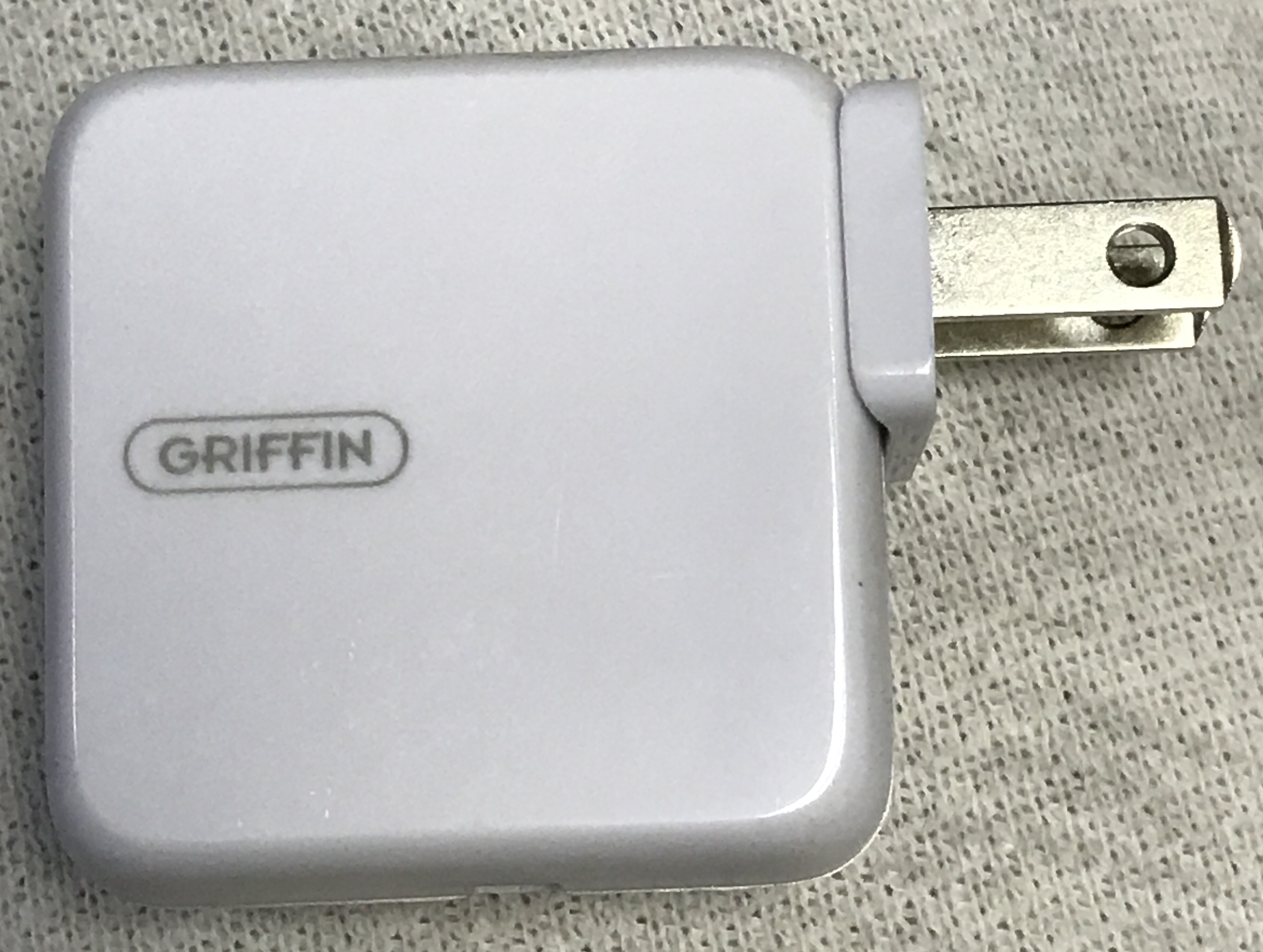 Griffin SDCII5-USB PowerBlock Micro USB AC Adapter Wall Charger