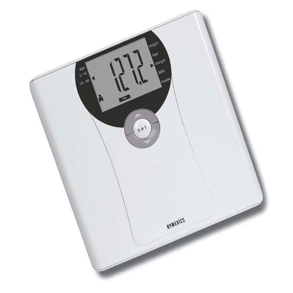 Image Is Loading Homedics Sc 465 Digital Bmi Family Fit Scale
