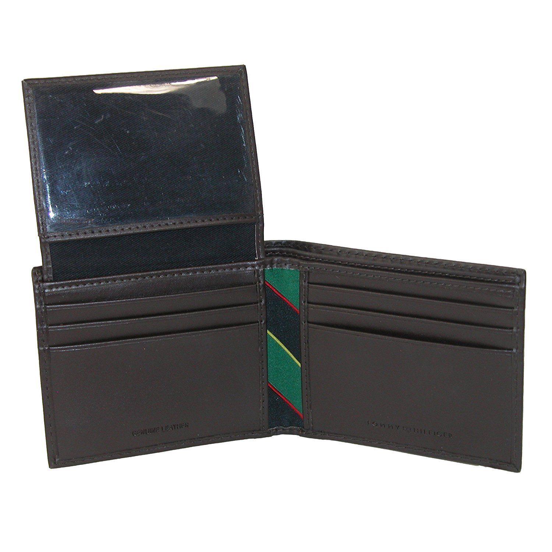 0b72cf62e ... Leather Passcase Billfold Wallet 31Tl22X053 Tommy Hilfiger Men s  Premium Leather Passcase Billfold Wallet 31Tl22X053 Tommy Hilfiger Men s  Premium ...