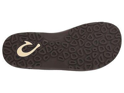 Olukai 10110 6Z10 Ohana Husk Clay Men/'s Flip Flops